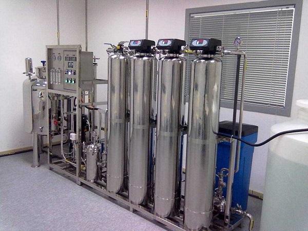 实验室纯水净化设备